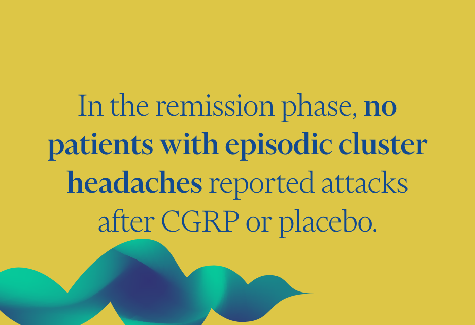 Highlights - CLUSTER HEADACHE AND CGRP - 2