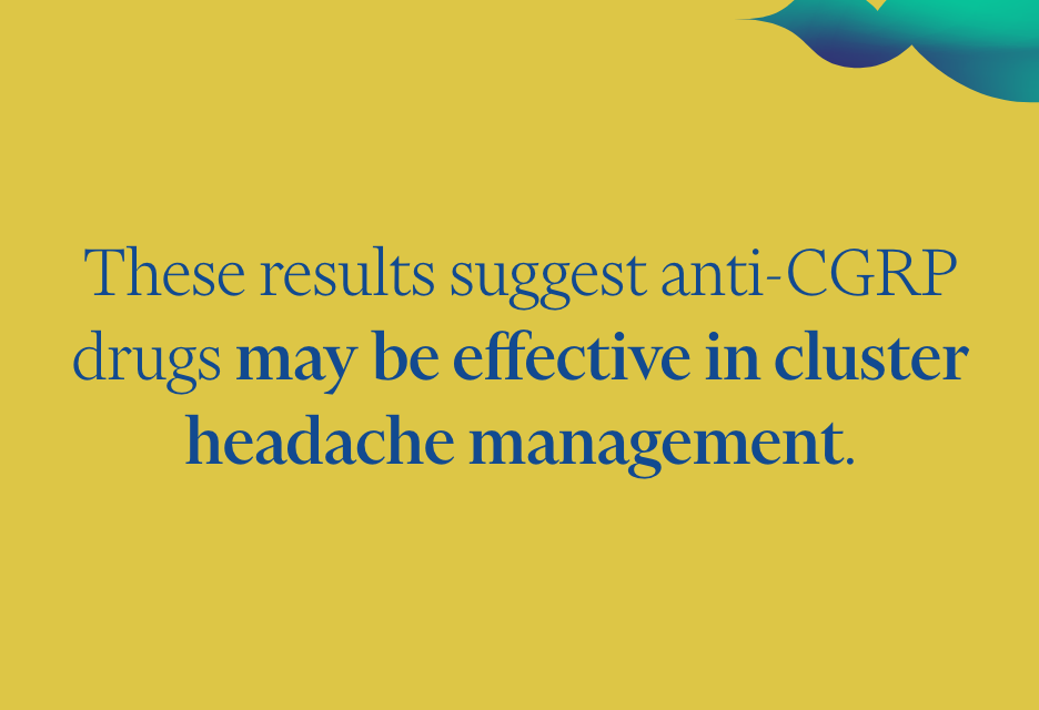 Highlights - CLUSTER HEADACHE AND CGRP - 3